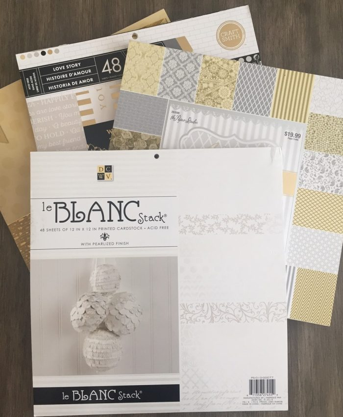 Gold pack paper 20a